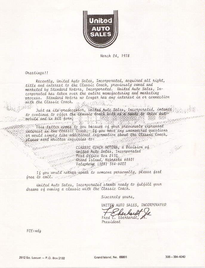 Letter Of Interest Greeting