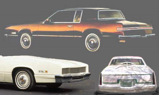 The 1980 and 1981 Pierre Cardin Cadillacs